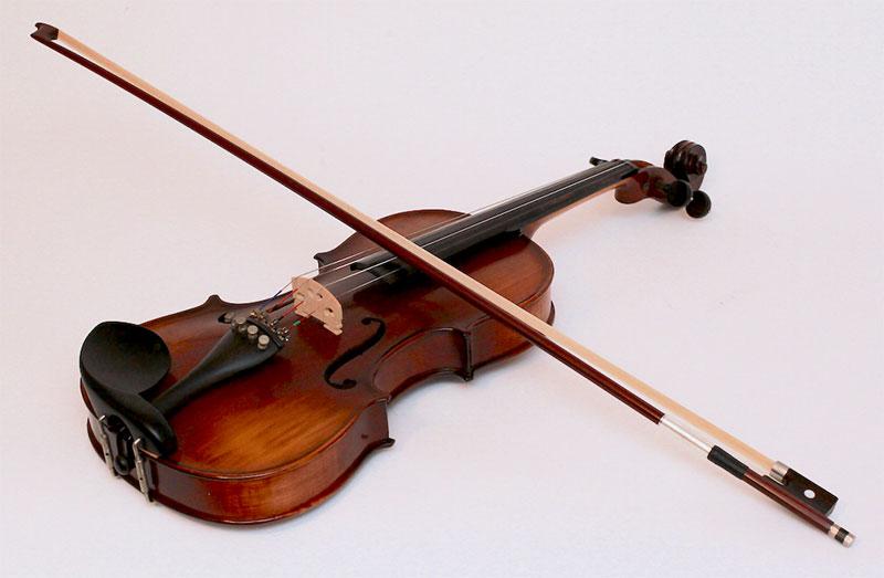 The Arabic Violin